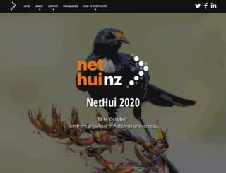 nethui.org.nz screenshot