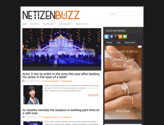 netizenbuzz.blogspot.ca screenshot