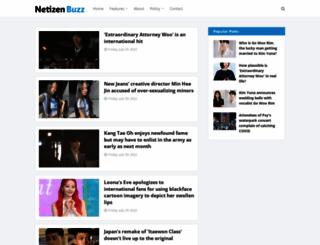 netizenbuzz.blogspot.co.id screenshot