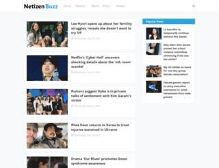 netizenbuzz.blogspot.com.au screenshot
