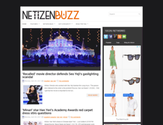 netizenbuzz.blogspot.ie screenshot
