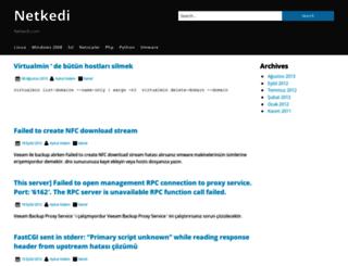 netkedi.com screenshot