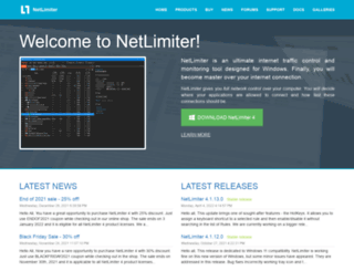 netlimiter.com screenshot
