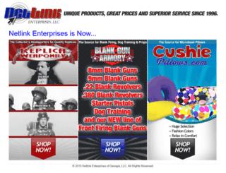 netlinkenterprises.com screenshot
