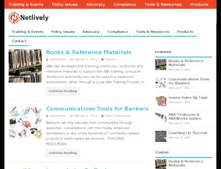 netlively.com screenshot