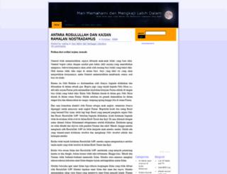 netlog.wordpress.com screenshot