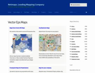 netmaps.net screenshot