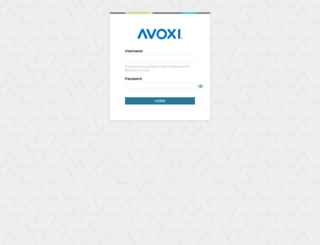 netmon.avoxi.com screenshot