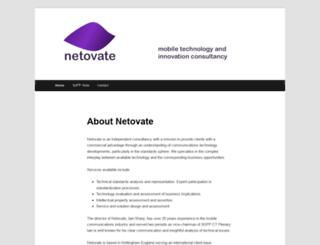 netovate.com screenshot