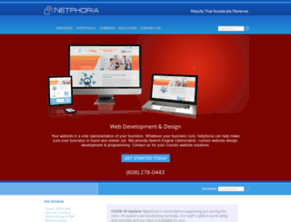 netphoria.com screenshot
