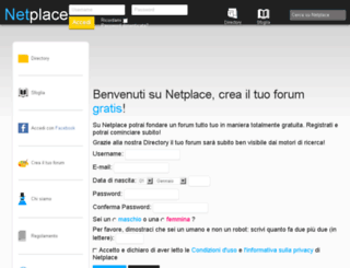 netplace.me screenshot