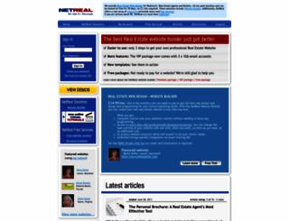 netreal.net screenshot