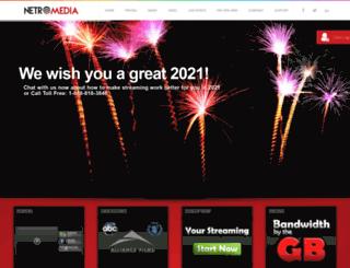 netromedia.com screenshot