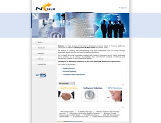 netrumusa.com screenshot