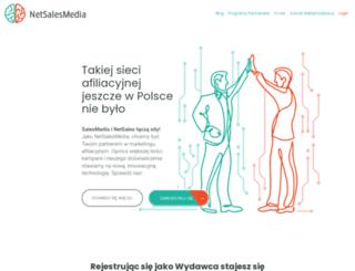 netsalesnetwork.com screenshot