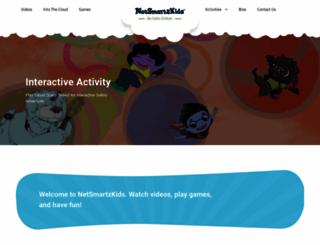 netsmartzkids.org screenshot