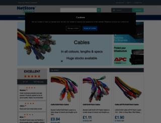 netstoredirect.com screenshot