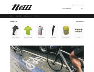 netti.com.au screenshot