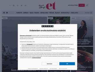 nettiet.fi screenshot