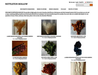 nettletonhollow.com screenshot