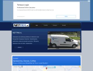 nettra.pl screenshot