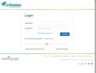 nettrekker.com screenshot