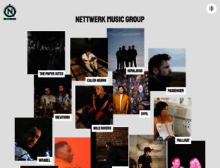nettwerk.com screenshot