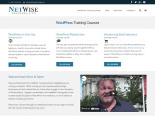 netwisetraining.com screenshot