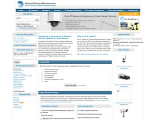 networkcamerareviews.com screenshot