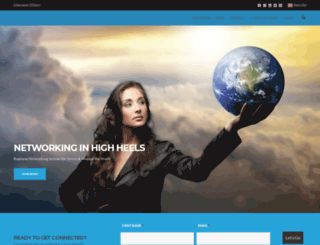 networkinginhighheels.com screenshot