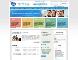 networldz.com screenshot
