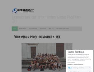 neueck.ch screenshot