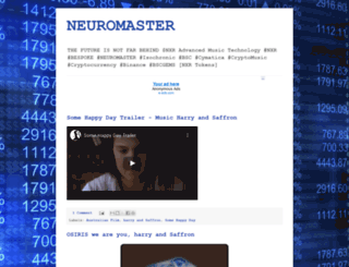 neuromaster9.blogspot.com.au screenshot