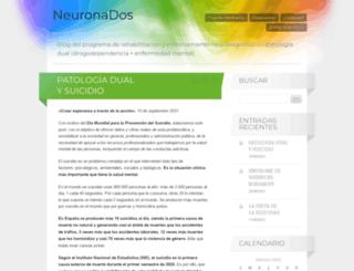 neuronados.wordpress.com screenshot