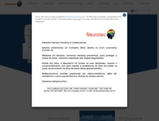 neurotec.com.br screenshot