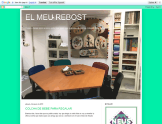 neus-elmeurebost.blogspot.com screenshot