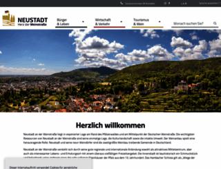 neustadt.eu screenshot