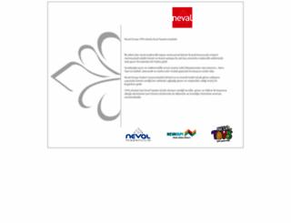 neval.com.tr screenshot
