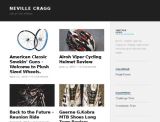 nevcragg.com screenshot