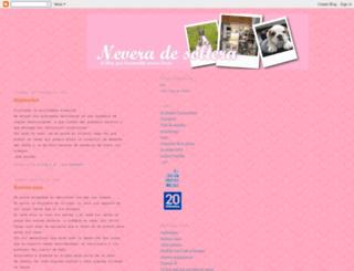 neveradesoltera.blogspot.com screenshot