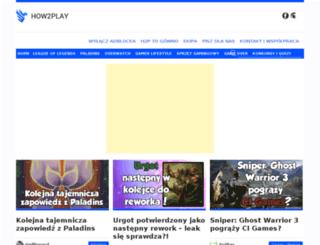 neverwinter.how2play.pl screenshot