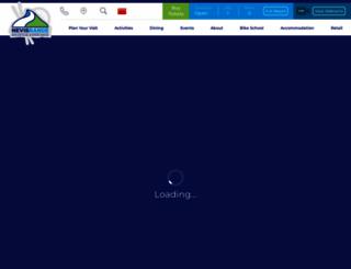 nevisrange.co.uk screenshot