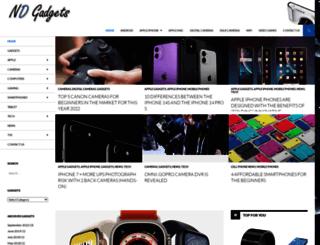 new-digital-gadgets.com screenshot