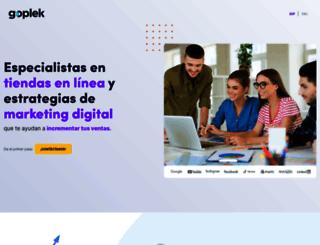 new-isuzumex.goplek.com screenshot