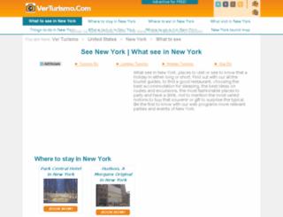 new-york.verturismo.com screenshot