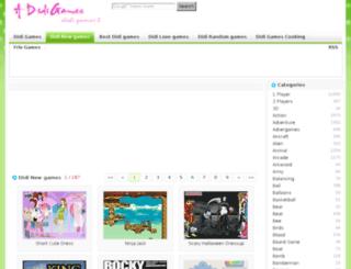 new.adidigames.com screenshot