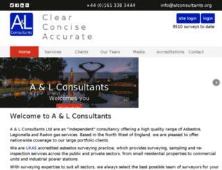 new.alconsultants.org screenshot