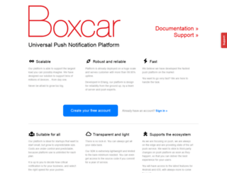 new.boxcar.io screenshot