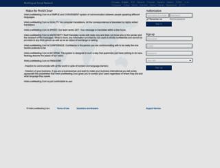new.interlovemeeting.com screenshot