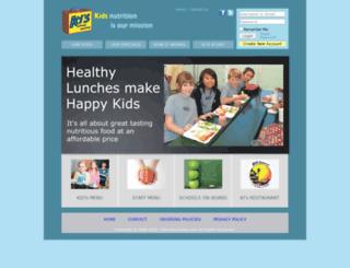 new.naturallunches.com screenshot
